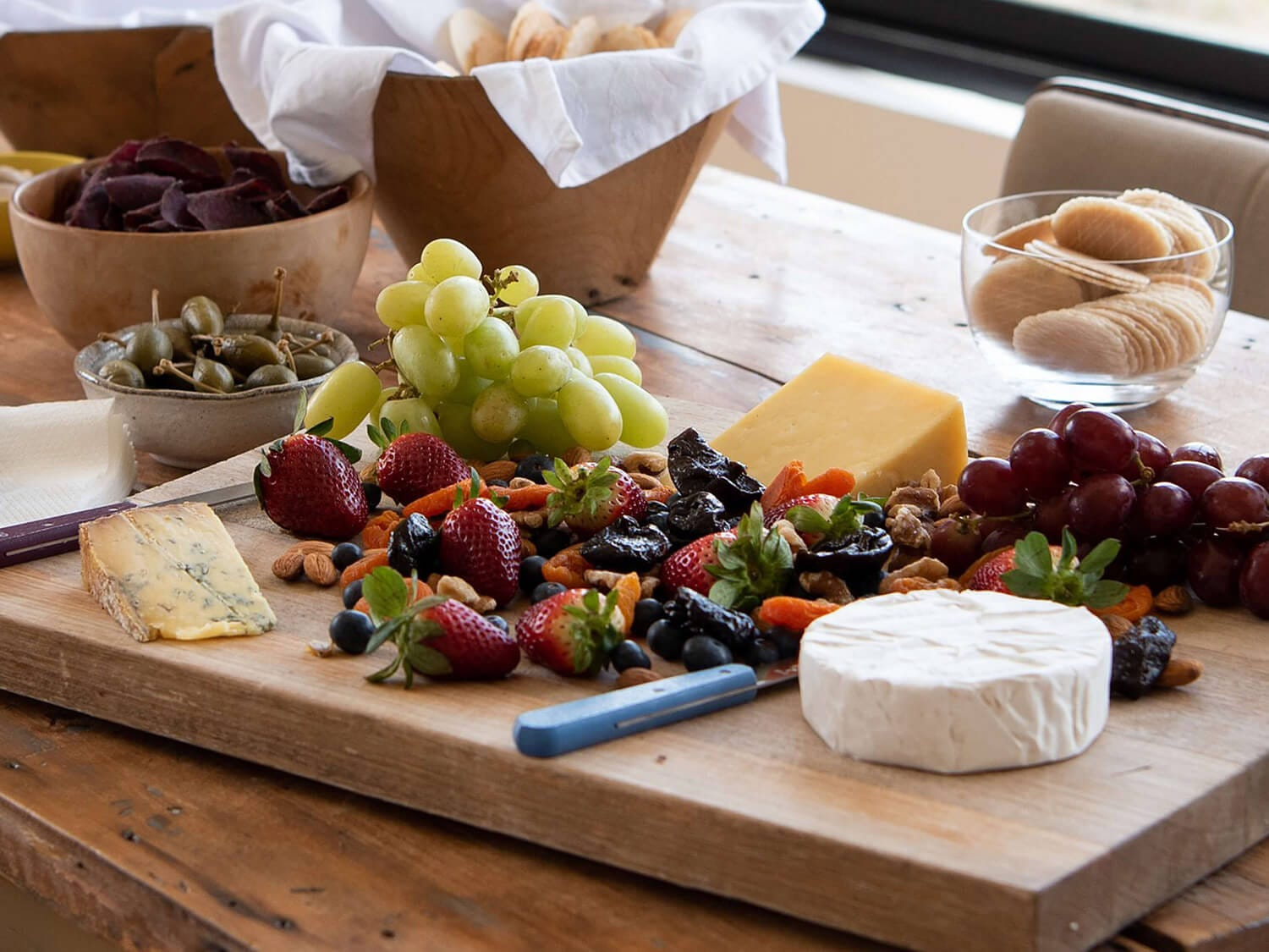 THE ART OF THE PERFECT ANTIPASTO PLATTER