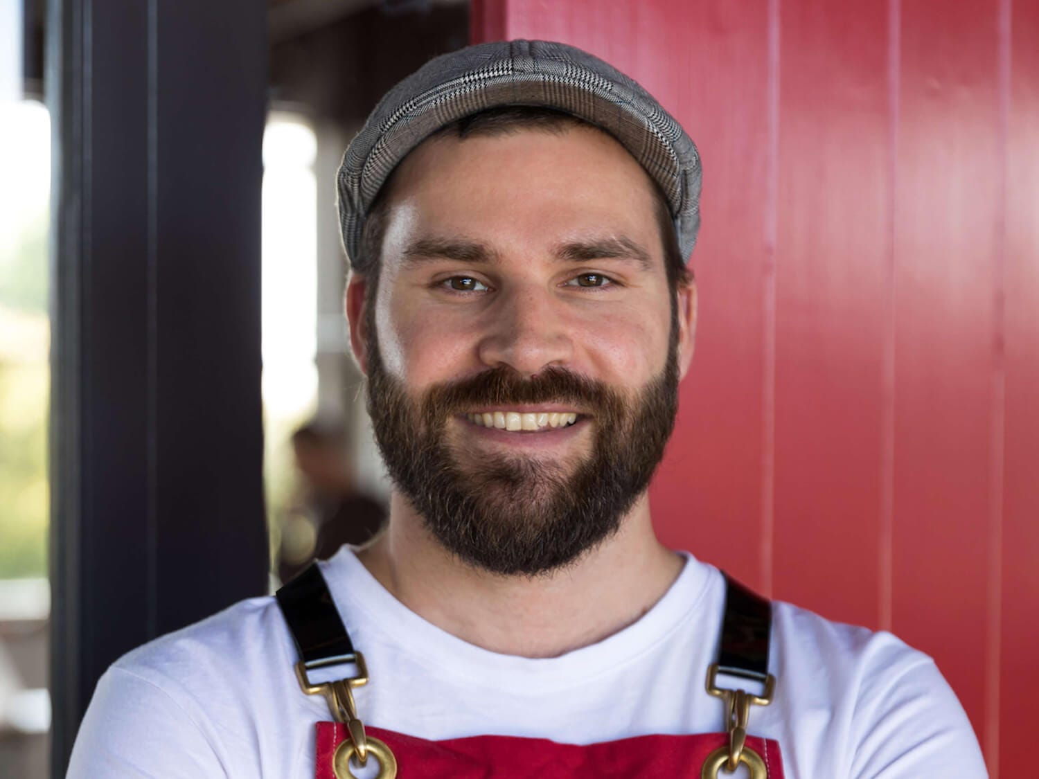 INTRODUCING GUEST CHEF JAMIE JOHNSTON